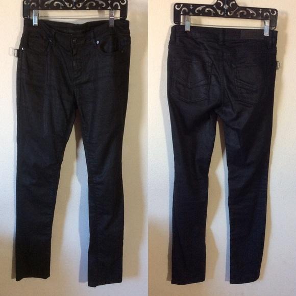 Zadig & Voltaire Denim - Zadig & Voltaire Black Stretchy Skinny leg Pants